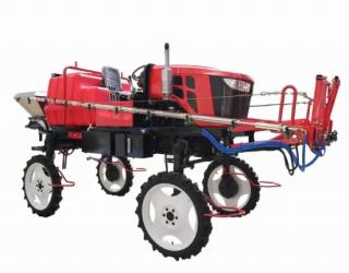 3wpz-700 Agricultural Tractor Mounted Self Propelled Boom Sprayer with High Clearance for Insecticide and Fertilization